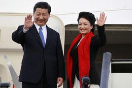 习近平主席开启中国新外交