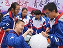 传统文化浸校园