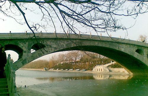 赵州桥那些神圣的石头
