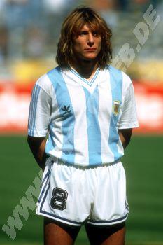 风之子 卡尼吉亚身披阿根廷战袍